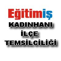 KADINHANI İLÇE TEMSİLCİLİĞİ