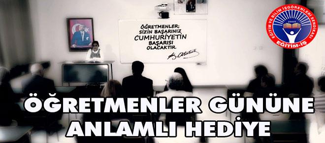 24 Kasım Öğretmenler Günü Videosu