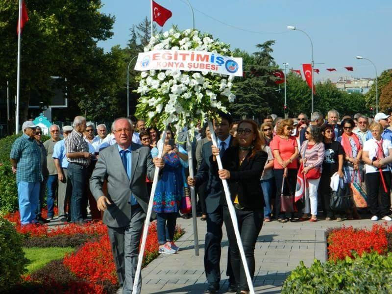30 Ağustos Zafer Bayramında Atamızın Huzurundaydık